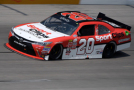 2015 NXS Driver, Denny Hamlin, on track at Darlington Raceway in the No. 20 Sport Clips Toyota Camry - Photo Credit: Jonathan Moore/Getty Images
