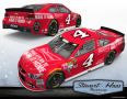 2015 NSCS No. 4 Budweiser Make a Plan to Make It Home Chevrolet SS (Rendition)
