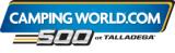 CampingWorld.com 500 at Talladega Superspeedway