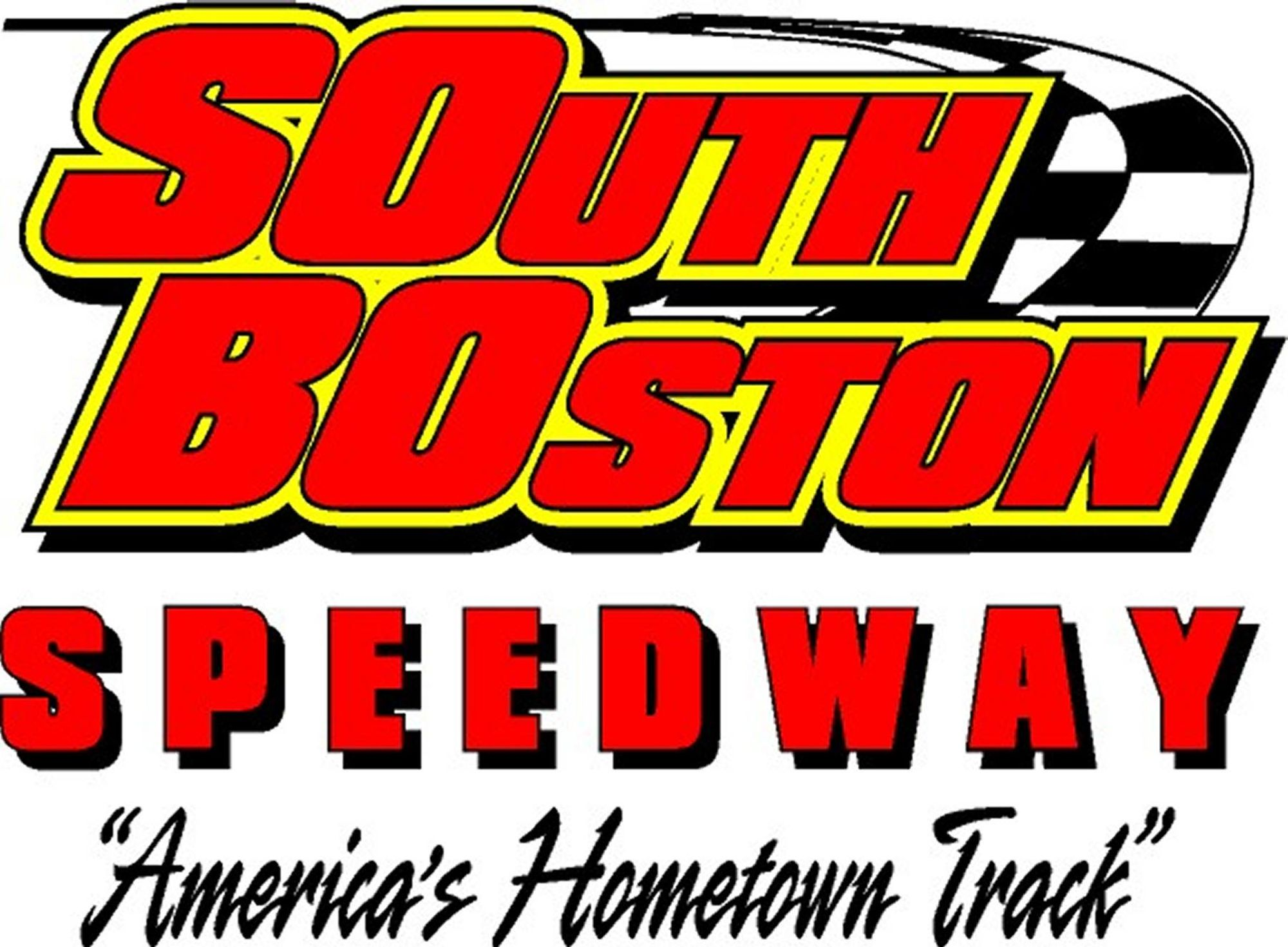Image result for SOuth Boston Speedway Logo