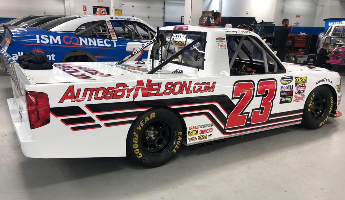 Timothy Peters Gms Racing Revive Winning Combination For